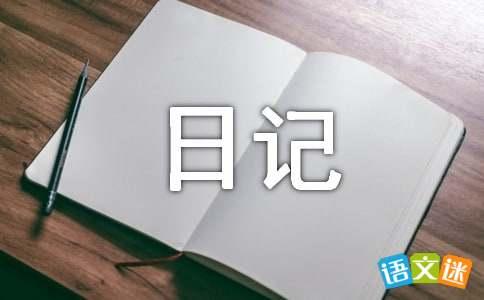做家务英语日记