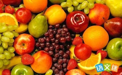 水果口号-轻博客